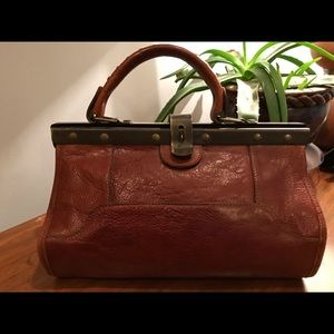 "Handbags - Vintage ""Doctor"" handbag purchased in Italy"